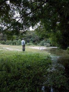pescar en Sotoserrano