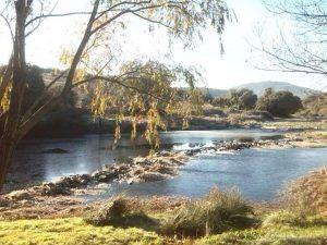 pescar en ríos