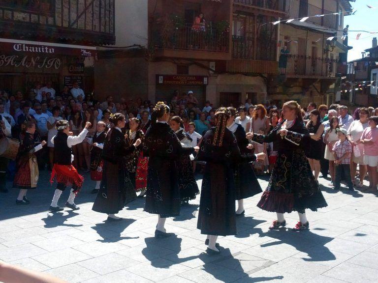 Fiestas de San Ramón Nonato Sotoserrano
