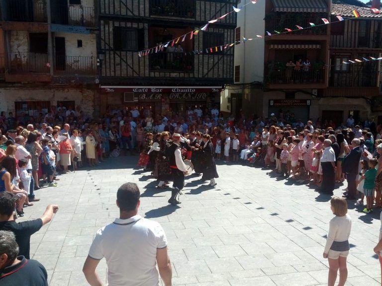 Bailes tradicionales Sotoserrano