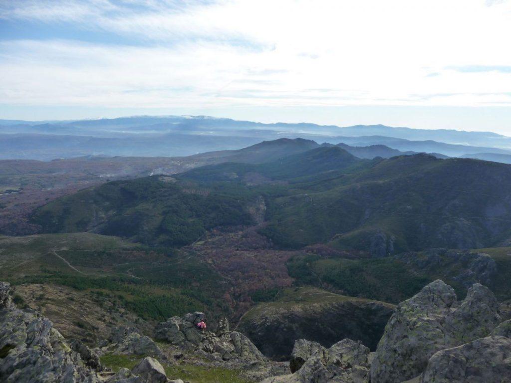 Senderismo Sierra del Castillo