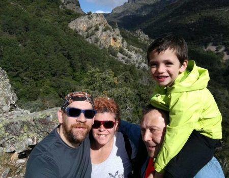 Viajar en familia a Sotoserrano