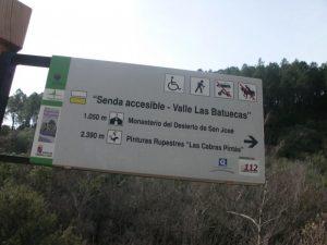 Turismo Accesible En Las Batuecas
