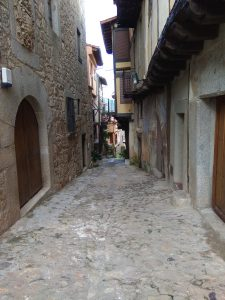 Casas rurales en Salamanca Sierra de Francia