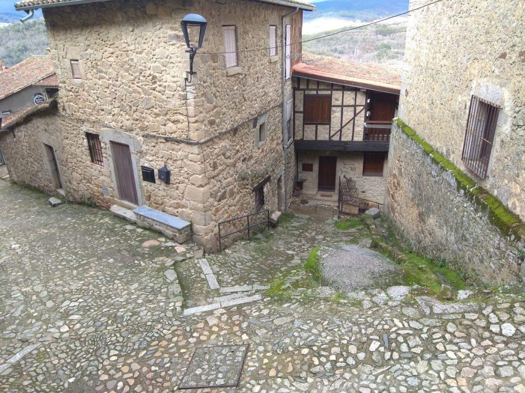 Miranda del Castañar Sierra de Francia