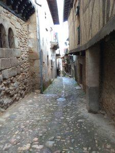 Salamanca Sierra de Francia Miranda del Castañar