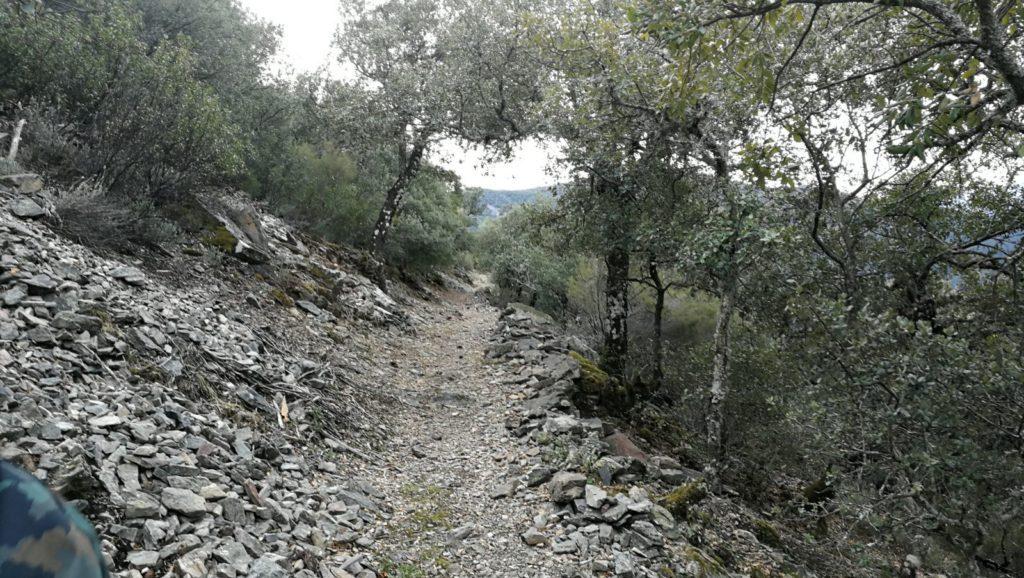 Rosi ruta circular batuecas 6