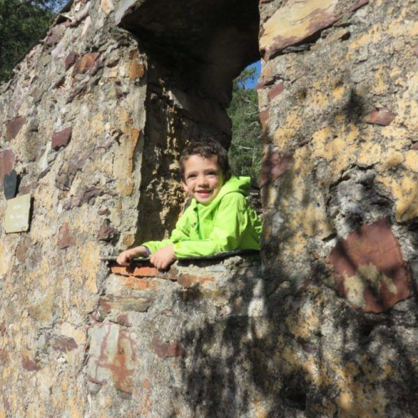 Turismo Rural con niños