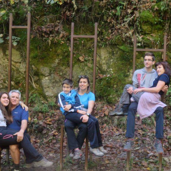 turismo rural en familia
